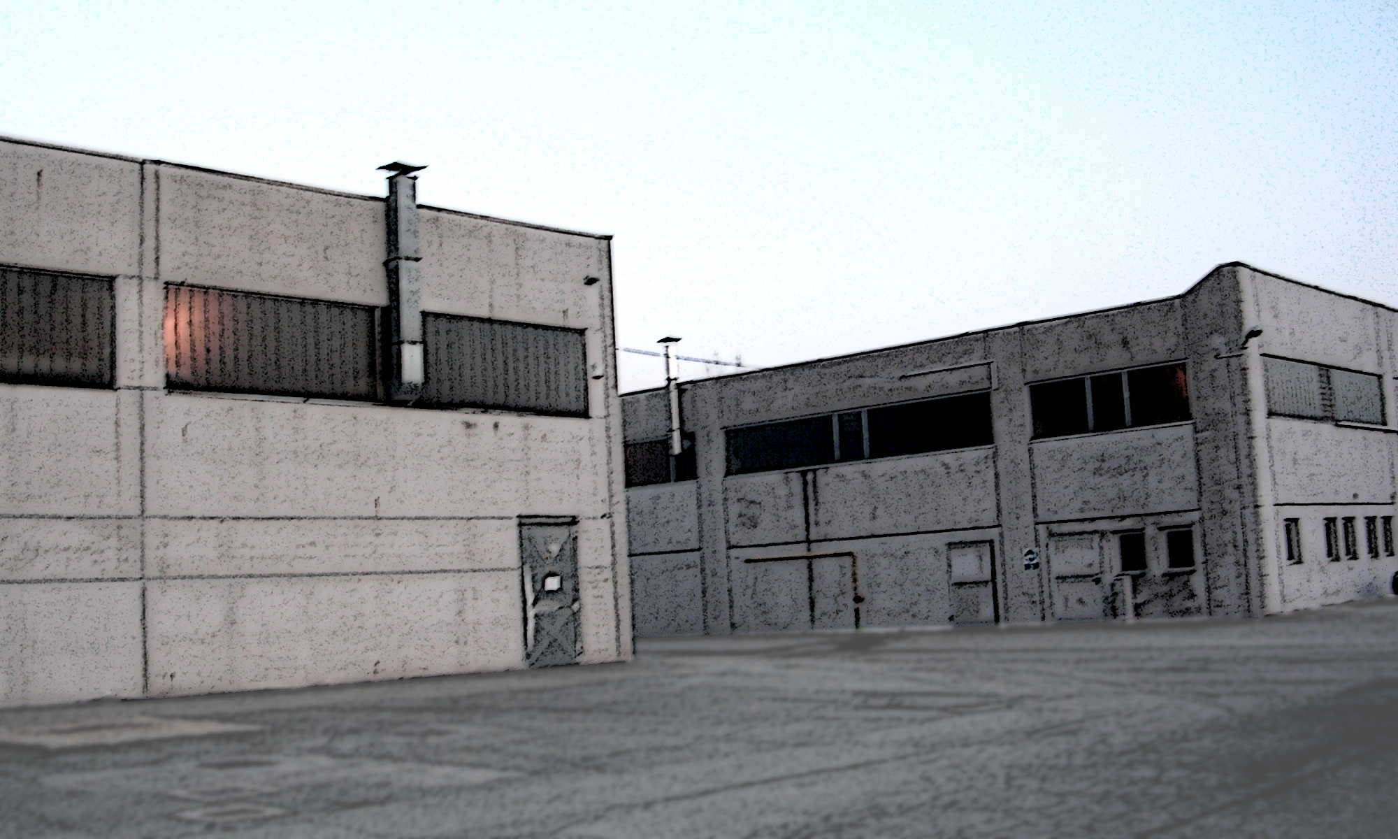 Nuova Zincorotostatica Buildings